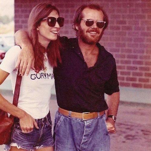 Jack Nicholson And Anjelica Huston Tumblr