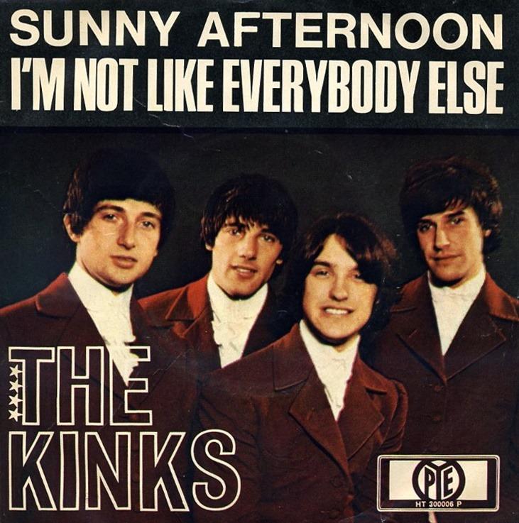 doraemonmon: The Kinks – Sunny Afternoon – Abandoned Playgrounds