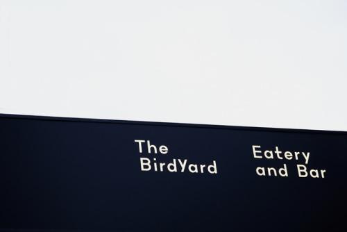 "tumblr_oz55qkVYaF1r5vojso1_500 The BirdYard Eatery and Bar by Atelier Olschinsky""Concept,... Design"