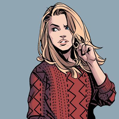 alexdykers: kara zor-el icons || 400x400like/… – DC Comics