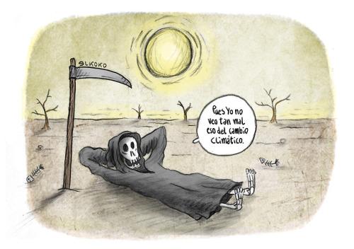 No a todos les parece mal eso del #CambioClimático. http://elestafador.com/2018/08/cambio-climatico/ … #climatechange