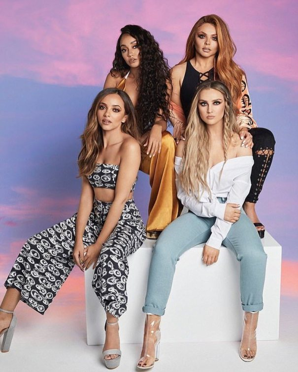 Little Mix 2017 Calendar