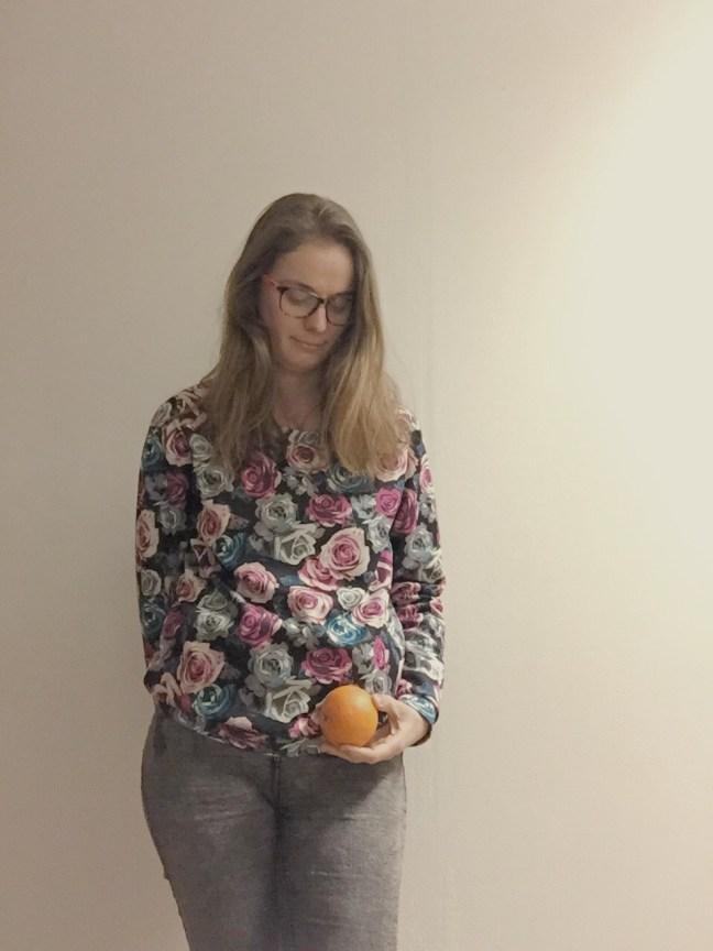 vleesboom is een sinaasappel