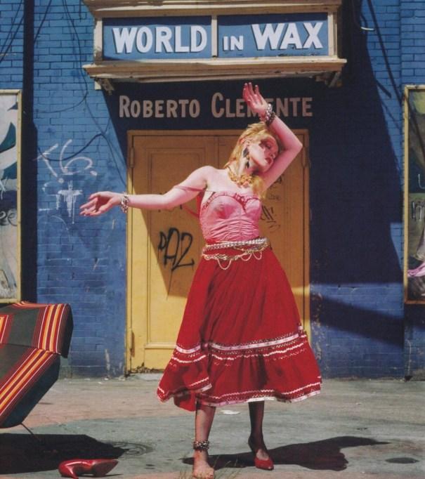 c05af900f Cyndi Lauper photographed by Annie Leibovitz