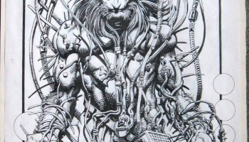 themarvelproject Logan as Weapon X by Barry Windsor-Smith (1993) – X-Men 026822c497