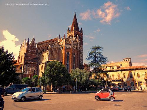 Chiesa di San Fermo, Verona, Regione Veneto, Italia - Foto: Gustavo Adrián Salvini