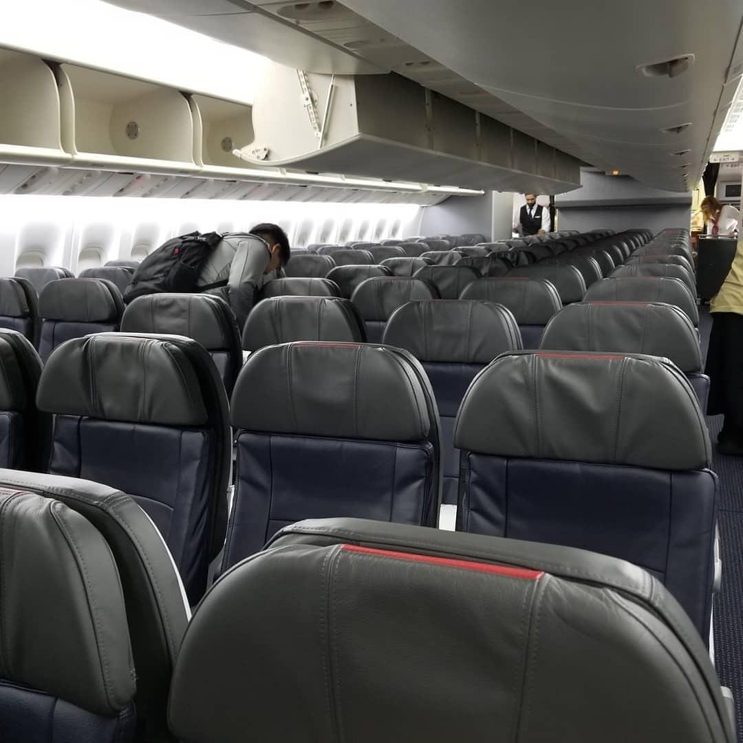 搭乗。日本へ。 (LAX - Los Angeles International Airport)