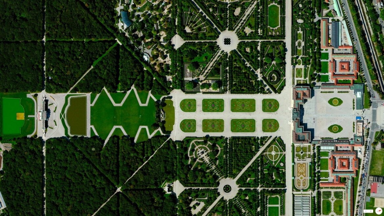 Schönbrunn Palace Vienna, Austria 48.184516°N 16.311865°E