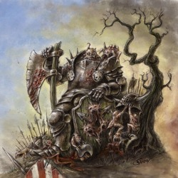 Champion of Nurgle by schwager on @deviantart