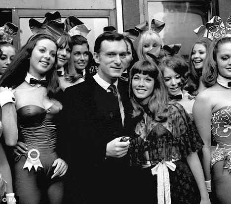 "A relic of a sexist era gone.. Hugh Hefner dead at 91.. Hugh Hefner – the silk-robed Casanova whose Playboy men's magazine popularized the term ""centerfold,"" glamorized an urbane bachelor lifestyle and helped spur the 'sexual revolution' of the 1960s..."