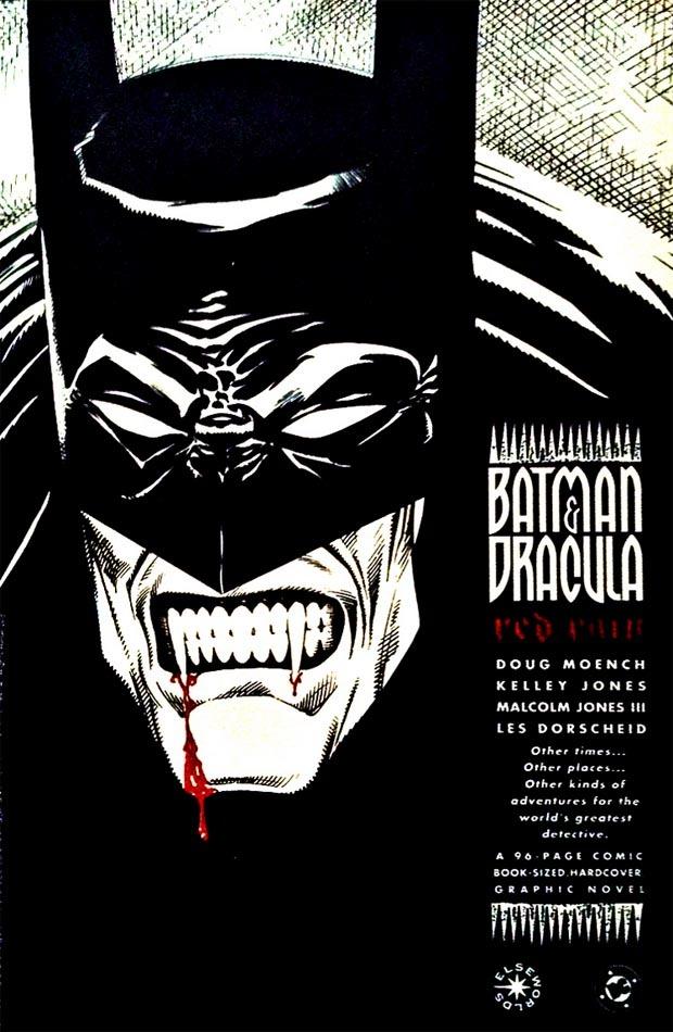 The Batman Review The Batman Vs Dracula Manhattan