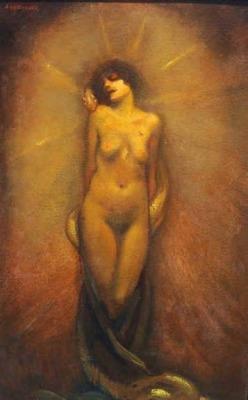 starxgoddess:Jan Frans De Boever (1872-1949), Eve, c. 1920