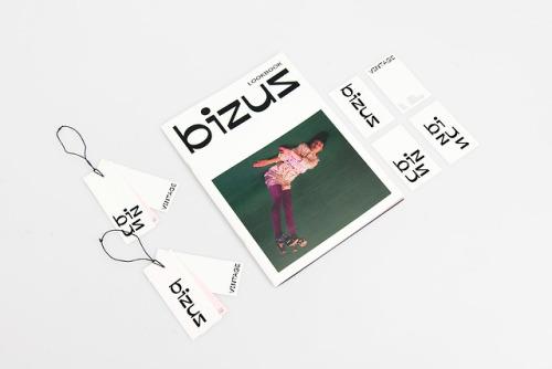 tumblr_p7zcsi6eXx1r5vojso1_500 Brand identity for Bizuz Vintage Clothing by Masha... Design