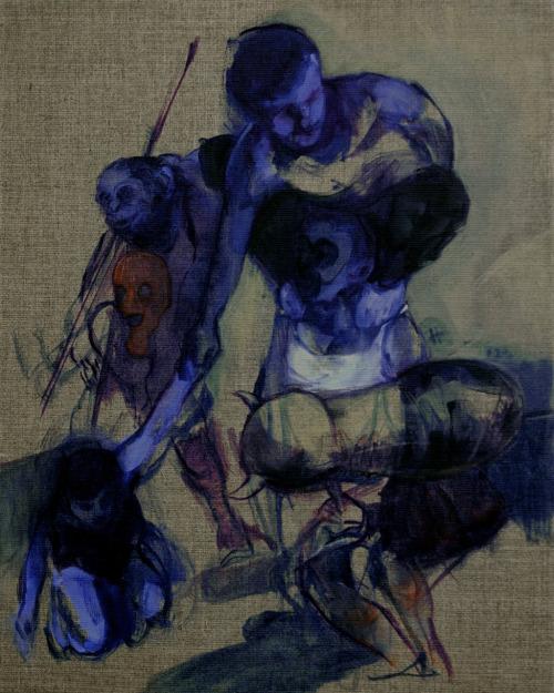 tumblr_nqex64ehKW1r9fkryo1_500 yet-tobe-titled:  Tina SchwarzJon Gasca artwork assortment Contemporary