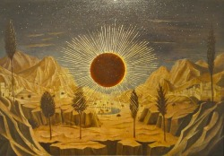 greenpickles44:Laurent Grasso, Studies From the Past - Eclipse (2011)