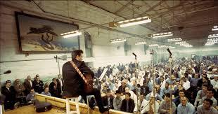"""50 years ago today, the Man In Black went on stage at Folsom Prison and recorded the album """"Johnny Cash At Folsom Prison"""". Check this blog!"""