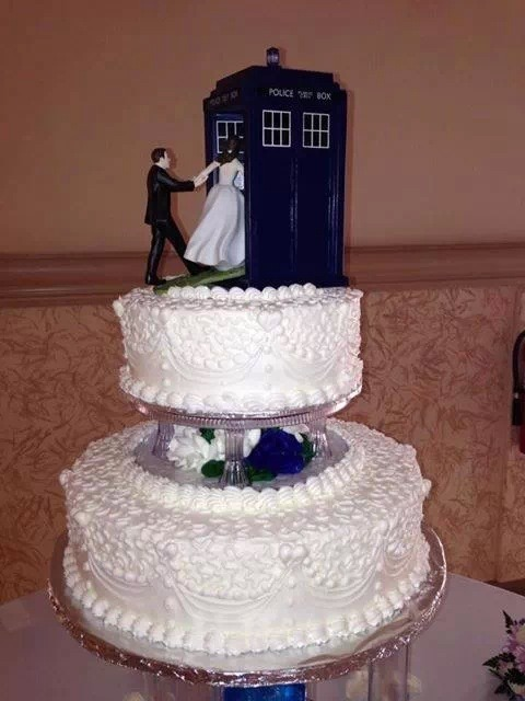SuperWhoLock   Doctor Who wedding cake topper  Doctor Who wedding cake topper