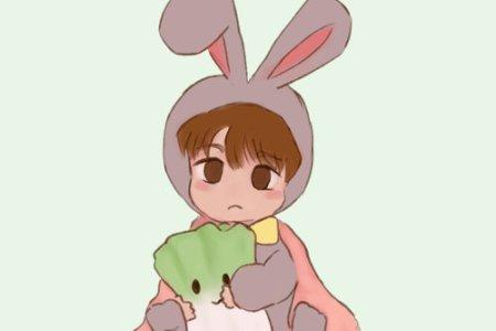 Jungkook Png Download BTS Drawing Chibi Fan Art Save Me Bts Fanart Pinterest And Wallpaper
