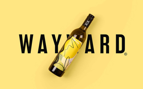"tumblr_p2zpczbGK81r5vojso9_500 Packaging for Wayward Wines by way of Robotic Meals""Introducing Wayward... Design"