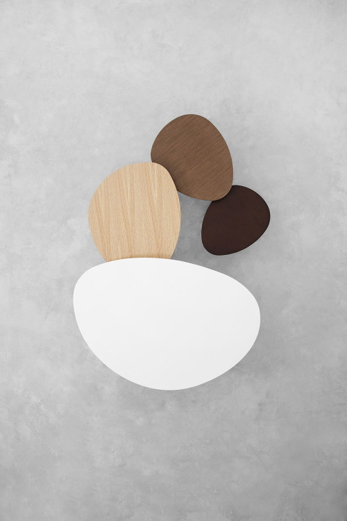 tumblr_ojkrlaM7BX1qfx0suo1_500 stua:  Natural and fluid shapes for STUA Eclipse tables by means of Jon... Contemporary