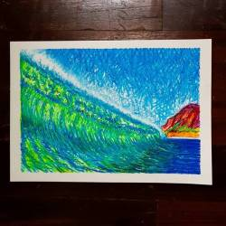 Scratchy oil pastel waves…! 🏄♀️💦 #surfcity.............#contemporaryart #waves #oilpastels #micador #micadorforartists #draw #drawdrawdraw #studioscenes #multicolor #colorworld #light #instacolorful #black #multicolored #indigo #colors #instacolor #colour #dark #yellow #colores #color #violet #roygbiv #colorgram #instagood #colorful #prilaga #beautiful #blue #vibrant #rainbowcolors #bright #seascapes #abstractart #abstract #perthcreatives #perthartist #illustration #paintings