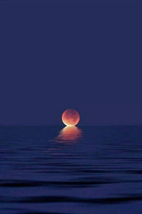 full moon on Tumblr