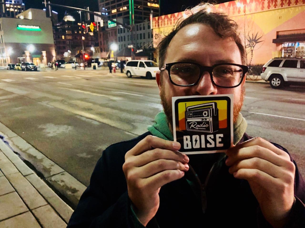 """Add the words! Radio. Boise.""-Ryan D., serious listener-AD"