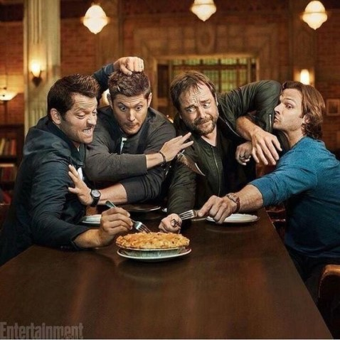 Dude, Where's the Pie? Celebrate National Pi Day, Supernatural-Style
