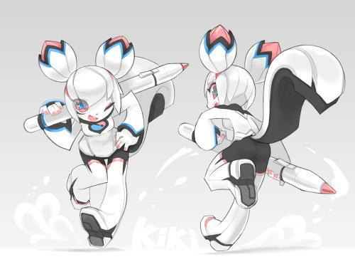 Anthro Robot Tumblr