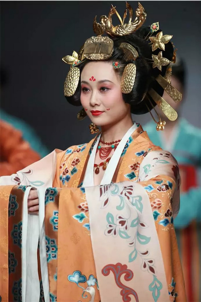 Ziseviolet Traditional Chinese Hanfu Hairstyle And
