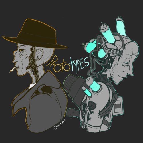 Synth Detective Tumblr