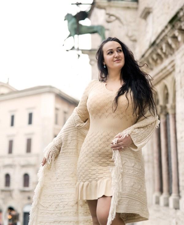 Russian curvy models plus size beauty