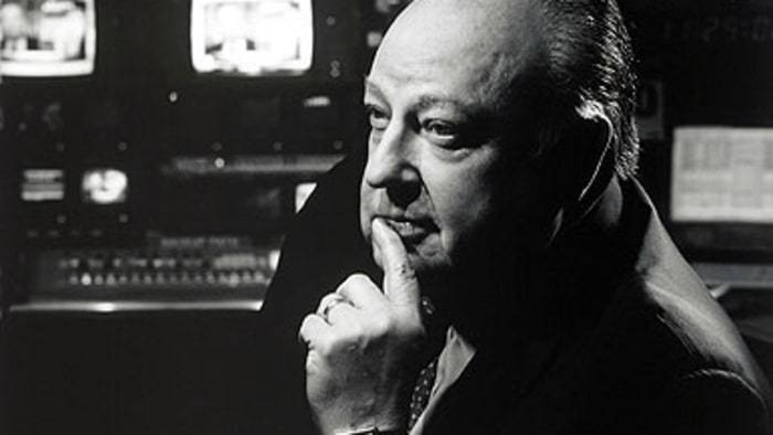 ROGER AILES. CREATOR OF ALL THINGS CONSERVATIVE. DEAD AT 77