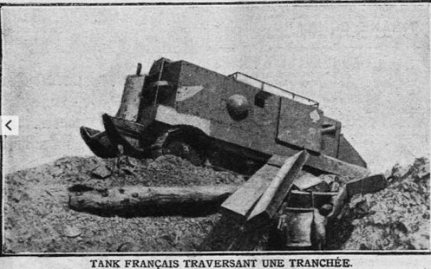 Tanks In Wwi World War 1
