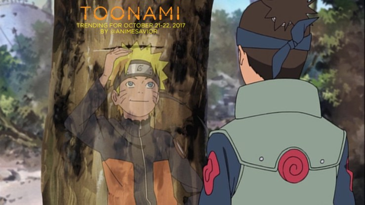 """""""Iruka: """"Naruto, do you have the will of fire within you? It's the strong will to do whatever it takes to protect the Leaf Village, no matter what. If you have it, then you can become as strong as the Lord Hokage. But he's got more than just..."""