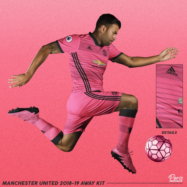 a074f44848f4 Rumoured: Manchester United away kit 2018-19D… – Premier League