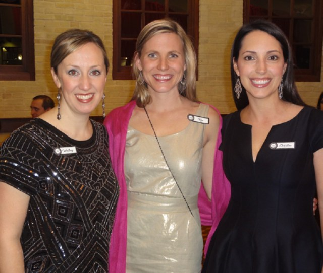 League Of San Antonio Casino For A Cause A Night In Monte Carlo Was Held At The Pearl Stable Chairman Whitney Ormond And Committee Kim Batchelor