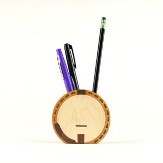 Banjo Pencil Holder