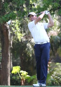 Jason Day in 2011