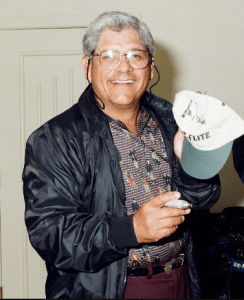 Golfer Lee Trevino