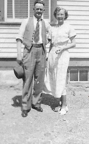Peter Stone and Verna Stone