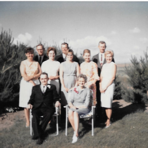 50th Wedding Anniversary photo