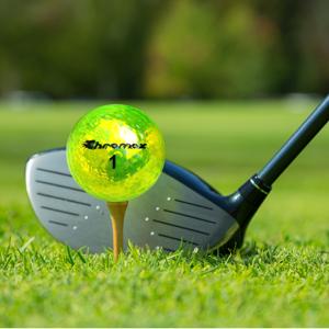 Chromax OV Golf Ball