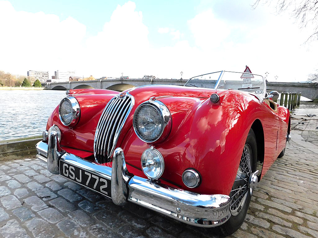 1954 Jaguar XK140 Roadster For Sale