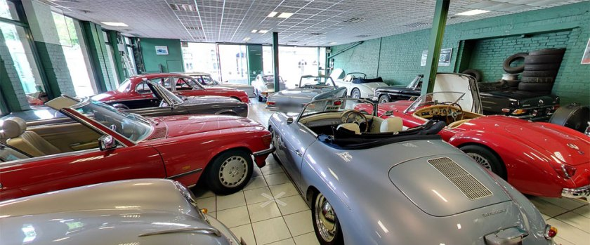 Chelsea Cars Showroom