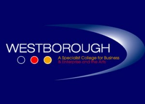Westborough High School, Dewsbury - Logo