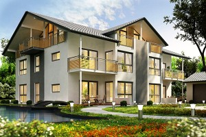 The dream house 8