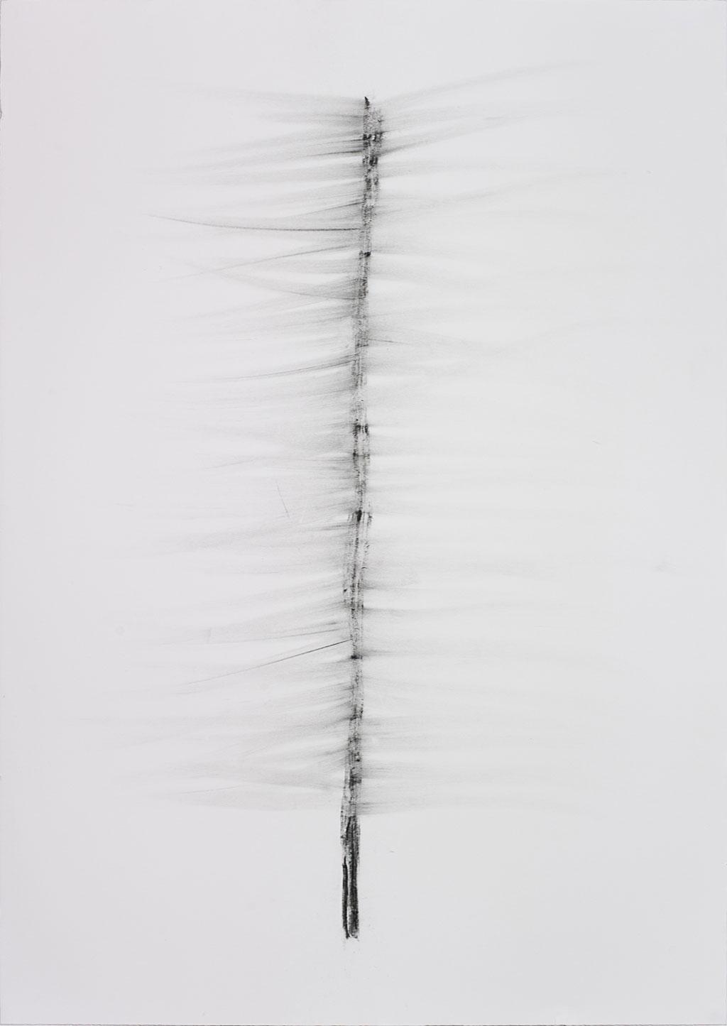 Chiara Dellerba, Untitled #6, mixed media on paper, cm 29,7x21, 2014