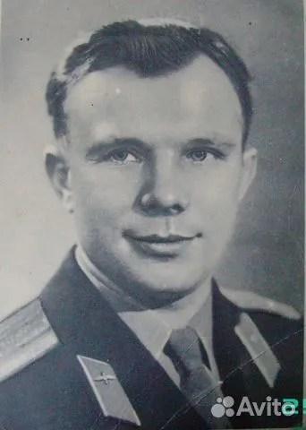 Фото Советских космонавтов, С. Есенина купить в ...