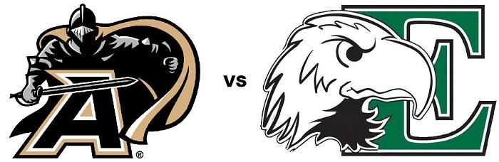 Army vs. Eastern Michigan, Saturday Sept 26 @ 3:30PM – 94 ...